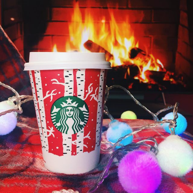 You know its almost Christmas time when the red cupshellip