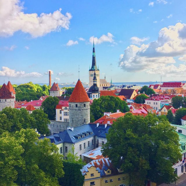 Discovered Tallinn today Estonia is a really great country withhellip