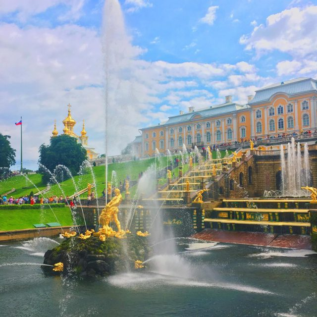 Today was the discovery of tsarist Russia with the visithellip
