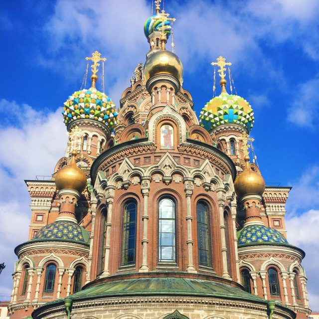 Ive been positively surprised by SaintPetersburg Its an amazing cityhellip
